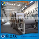 High speed color paper making machine