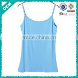 Sleeveless shirt for woman (lyt010279)