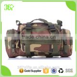 Outdoors Military Camouflage Army Bag Tactical Waist Bag Belt Pouch                                                                         Quality Choice