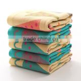 EAswet 2015 new custom 100% cotton fabric high quality made in China compressed tea towel for home textile