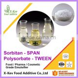 Water-based food emulsifier tween 60/polysorbate 60