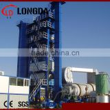 LB2000 160tph cheap road construction equipment, asphalt mixing plant with high qualtiyburner