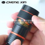 High Quality Inspection Microscope 8x Fixed Focus Macro Lens Cell Phone Camera Lens Cover for Mobile Phone