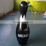inflatable bowling pins for event