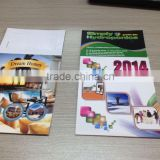Calendar Card Fridge Magnet Sticker Set/custom islamic calendar 2014