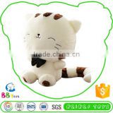 Factory Driect Sale Superior Quality Competitive Price Personalized Stuffed Animals Fur Real Cat