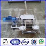Automatuic poultry manure removal system/manure removal machine for Kenya poultry chicken farm