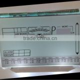 segment TN type transflective lcd display