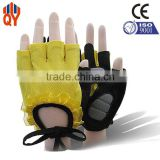 Beautiful Lace Ribbon Ladies Fingerless Driving Gloves