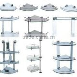 sanitary ware sets bathroom shelves glass shelves hotel bathroom use for shower rail.
