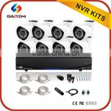 Vision outdoor security camera 8ch nvr kit,outdoor security camera system,outdoor surveillance system