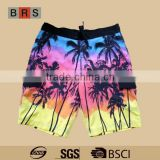 2015 summer sexy xxx mens digital printing beach shorts