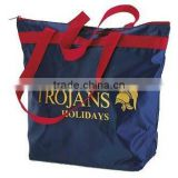 Promotional Nylon Reusable Shopping Bag