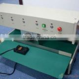 Circuit board PCB cutter ,pcb v-score cutter , LED Assembly machine pcb cutting machine , assembly line equipment YSV-1A