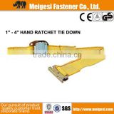 Belt Ratchet Tie Down With Buckle, China manufacturer high quality good price cheaper factory supply price hot-selling