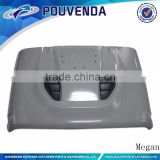 Engine cover Hood MOPAR 10th Anniversary type for Jeep Wrangler JK 2007+ engine sheild wrangler