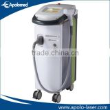 long pause ND:YAG laser hair removal varicose veins spider vein removal machine HS-280 by shanghai med.apolo
