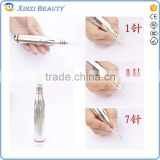 wholesale eyebrow lip eyeliner tattoo makeup machine & adjust needle length cheap tattoo machine