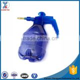 Plastic hand pump pressure sprayer water bottle with copper nozzle