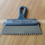 scraper blade/plastic handle putty knife/stainless steel blade for building