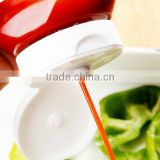 Soft Eco-friendly Silicone Dispensing Valve for Ketchup and Sauce Bottles