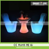 rotomolding production line waterproof for event led furniture for nightclub