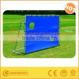 shooting target metal frame football soccer goal/shooting target/hot seller