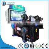 Wholesale arcade machine kids coin operated Insect Disaster shooting Simulator game machine