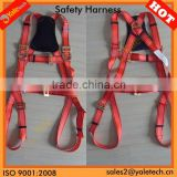 CE EN361 fall protection equipment/safety harness/ full body harness