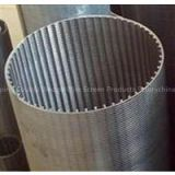 Export 304 Stainless Steel Rod Based Continous Slot Wire Wrap Well Screens