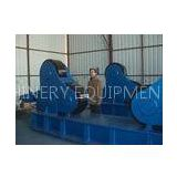 Movable 250T Assembly Welding Rotator , Automatic Self-aligned Welding Rotator For Vessels