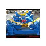 Self Aligning Pipe Welding Rotator / Self-alignment Tank Turning Rolls for Vessel Welding