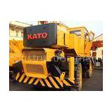 Used Rough Terrain Crane 4 Booms Kato KR25H 25 Ton Model 6D14T
