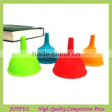 Mini silicone oil funnel