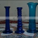 Blue Afghan Glasses