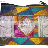 PHULKARI CLUTCH PURSE