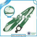 hand free lanyard with bottle holder direct from manufacturer