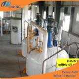 Cooking oil refining machine for peanut soybean sunflower oil