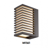Die-casting aluminum LED wall light