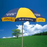 Outdoor Beach Custom Garden Folding Sun Advertising Umbrella