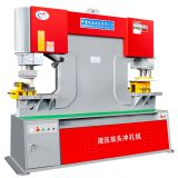 Q35Y Metal Process Machine , Section Cutting Machine , Punching Machine