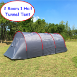 Snoutdoor Tunnel Tent Winter Camping Equipment