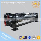 WH Best Quality 11KW water cooled condenser,refrigerator water cooled condenser,evaporator and condenser