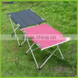 ajustable aluminum camping folding table beach table camping table outdoor furniture HQ-1050-117                                                                         Quality Choice