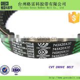motorcycle drive belt