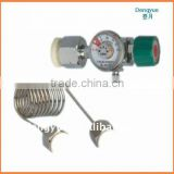 medical pressure regulator gas of cylinder (DY-6)
