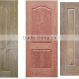 3X7 melamine laminated door skin natural teak door skin
