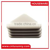 High quality plastic furniture slider floor protection