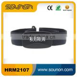 Sports Heart Rate Monitor, Stylish Outdoor Smartphone Bluetooth 4.0 Heart Rate Monitor, Chest Strap Heart Rate Sensor