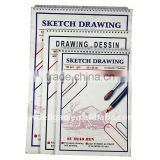 Pencil Drawing Sketch Tracing Painting Book Paper Block Pad